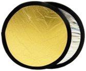 Lastolite 3034 reflector 75cm zilver/goud