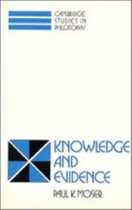 Knowledge and Evidence