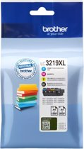 Brother LC-3219XLVAL - Inktcartridge / Zwart / Cyaan / Magenta / Geel