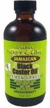 Jamaican Mango & Lime Black Castor Oil Lemongrass 118 ml