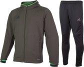 adidas Condivo 16 Polyester Presentatie Trainingspak  Trainingspak - Maat XS  - Unisex - bruin/groen