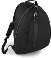 Quadra Teamwear Backpack Black/Graphite
