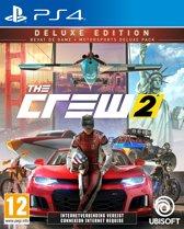 The Crew 2 - Deluxe Editie - PS4