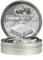 Crazy Aaron's putty Cristal clear - Liquid Glass