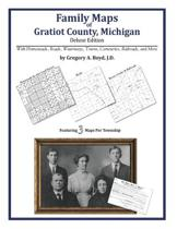 Family Maps of Gratiot County, Michigan