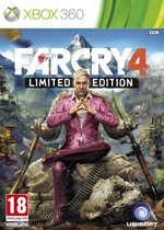 Far Cry 4 - Limited Edition - Xbox 360