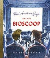 Boekomslag van 'Met Annie en Joop naar de bioscoop. Een gouden boekje'