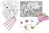 Disney Princesses & Animals™ tekenset - Feestdecoratievoorwerp - One size