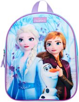 Frozen 2 Forest Spirit (3D) Rugzak - Blue