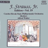 Strauss Jr. J.: Edition Vol.19