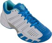 K-Swiss Bigshot Light 2.5 Omni Tennisschoenen - Maat 37.5 - Vrouwen - wit/blauw