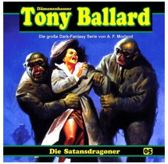 Tony Ballard 5: Satansdragoner