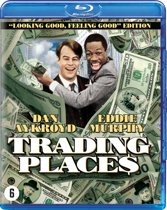 DVD cover van Trading Places (Blu-ray)