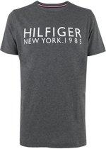 Tommy Hilfiger - Heren T-Shirt Blauw - XL