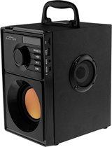 Media Tech Boombox - Bluetooth speaker - Zwart