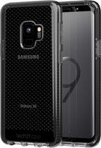 Tech21 Evo Check backcover voor Samsung Galaxy S9 - zwart / transparant