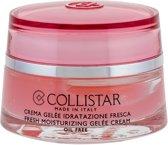 Collistar Fresh Moisturizing Gelée Cream Dagcrème 50 ml