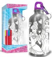 Disney Princess drinkbeker Zelf inkleuren