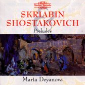 Skriabin&Shostakovich: Preludes For Piano