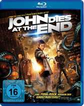 John Dies at the End (import) (blu-ray)