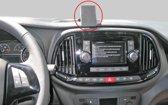 Brodit dashmount Pro Clip centraal gemonteerd - voor Fiat Doblo 16