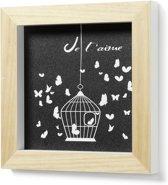 LaForma Arcade - Fotolijst - 38x38cm - vogels