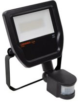 LEDVANCE Floodlight LED Sensor 20 W Zwart A