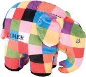 Pluche Elmer (18 cm Hoog)