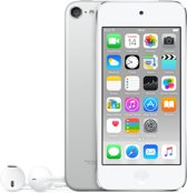 Apple iPod touch zilver 64GB 6. Generatie