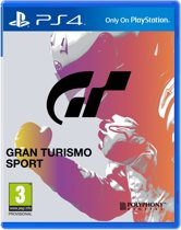 Gran Turismo Sport - Standaard Plus Bonus Edition - PS4
