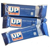 UP Power bar energy reep hazelnoot 32 stuks (40 gram)