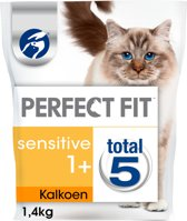 Perfect Fit Sensitive 1+ - Kalkoen - 1.4 kg