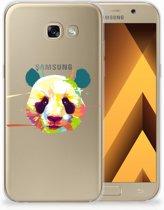 Samsung Galaxy A5 2017 TPU Hoesje Design Panda Color
