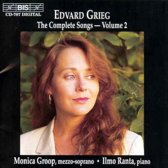 Grieg - The Complete Songs, Vol.2