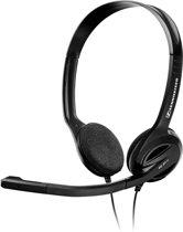 Sennheiser PC 31 headset 3x 3.5mm jackplug stereo sound