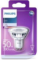 LED lamp GU10 4,6W 390Lm reflector 4000K