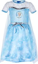 Disney-Frozen-Jurk-lichtblauw-maat-140