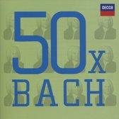 Various Artists - 50 X Bach