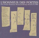 L' Honneure Des Poetes