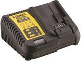 DeWALT DCB115-QW Batterijlader voor binnengebruik Zwart, Geel batterij-oplader