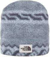 The North Face Sherpa Beanie - Muts - Monument Grey / Woolen Print