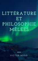 Littérature et Philosophie mêlées (Annotée)