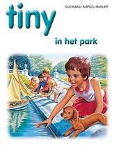 Tiny in het park