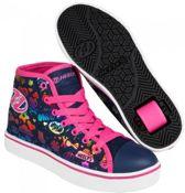 Chaussures À Roulettes Heelys Lancement - Chaussures De Sport - Enfants - Taille 40,5 - Jeunes Femmes - Blanc / Multi