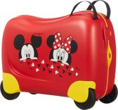 Samsonite Ride-on Kinderkoffer - Dream Rider Disney Suitcase Disney Mickey/Minnie Peeking