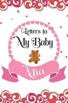 Letters to My Baby MIA