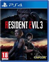 Cover van de game Resident Evil 3 - PS4