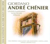 Giordano: André Chénier
