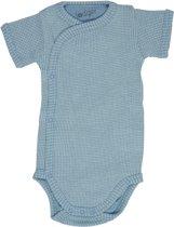 Lodger Rompertje Baby - Romper Ciumbelle - Blauw - Korte mouw - 62