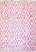 Kayoom - Vloerkleed - Tapijt - Aperitif 410 - Roze - 160x230cm